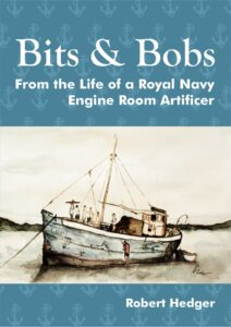 Book cover Bits and Bobs by Robert Hedger